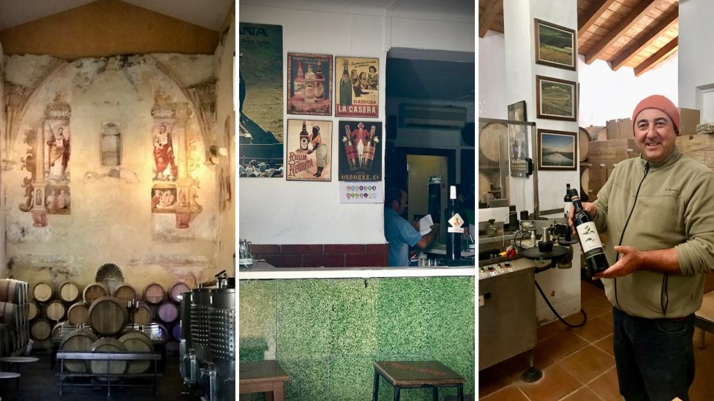 Descalzos Viejos, Bar Casa Moreno & Winemarker F. Schatz in Ronda
