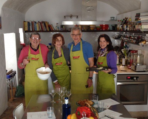 Cooking Class April 2015