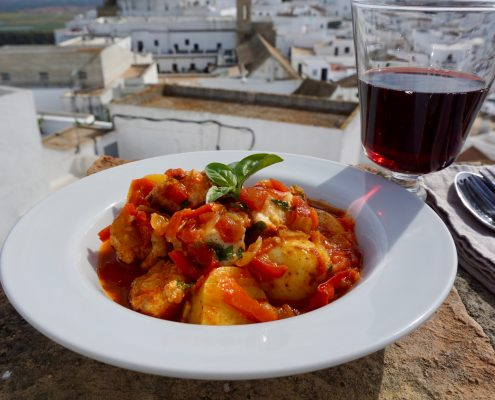 Andalucian Fish Stew