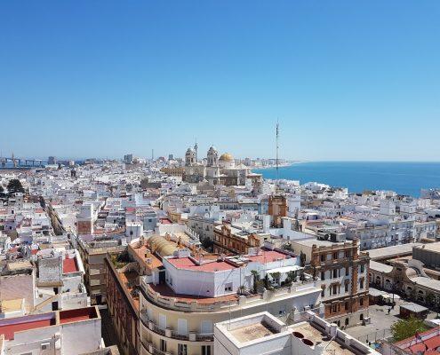 Rooftops of Cadiz City