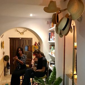 Live Flamenco in Annie B's House