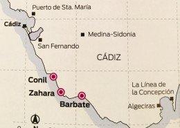 The 4 Almadraba towns