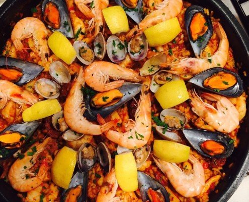 Paella day
