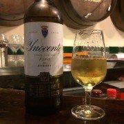 Bottle of Sherry