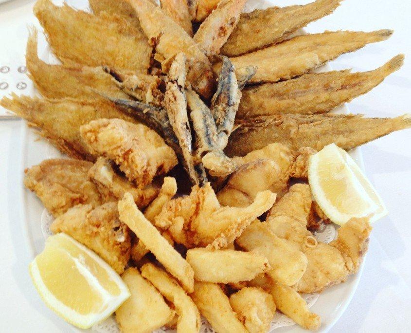 Pescados Fritos