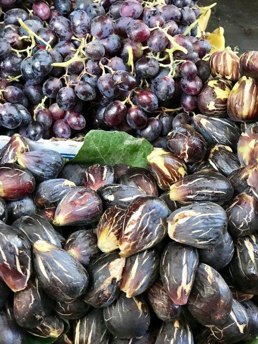 Ripe Figs in Tangiers