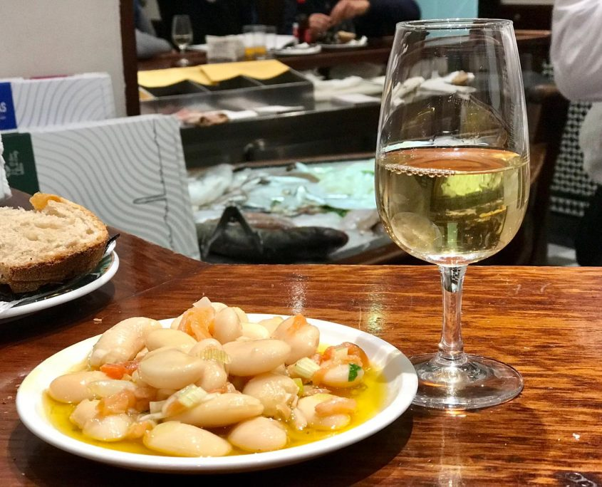 Tapas and Sherry pairing