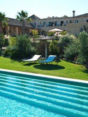 Hotel Swimming Pool at Casa La Siesta
