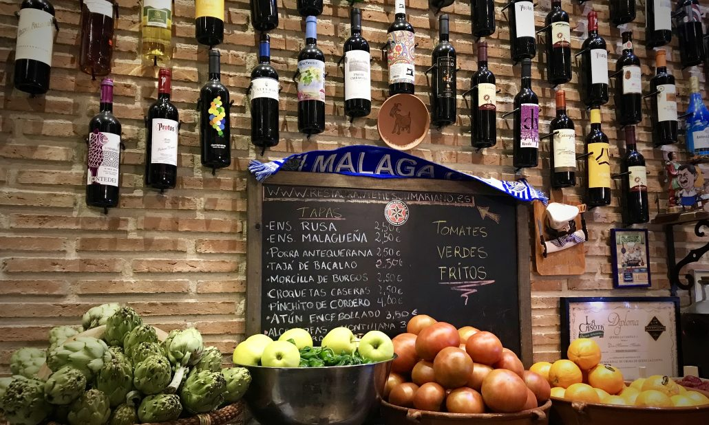 Andalucia Food & Wine