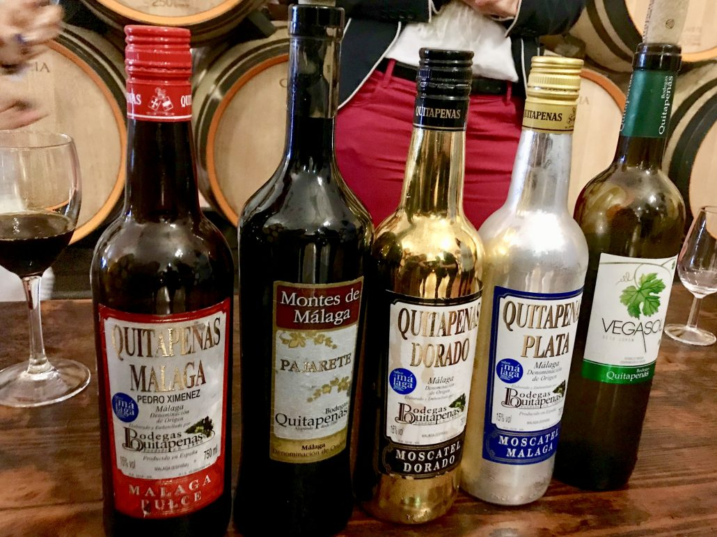 Quitapenas Winery Malaga