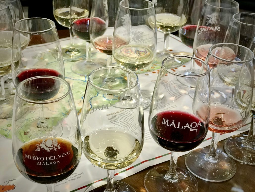 Malaga Wine Museum