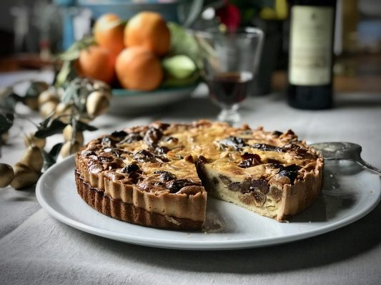 Annie B's Alternative Christmas Cake Recipe