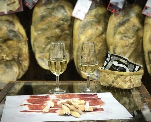 Tapas & Sherry in Jerez