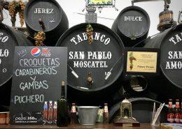 Sherry bar or Tabanco in Jerez