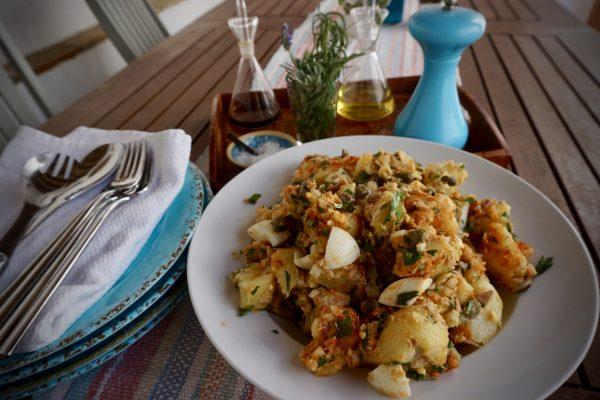 Spanish Tuna & Potato Salad