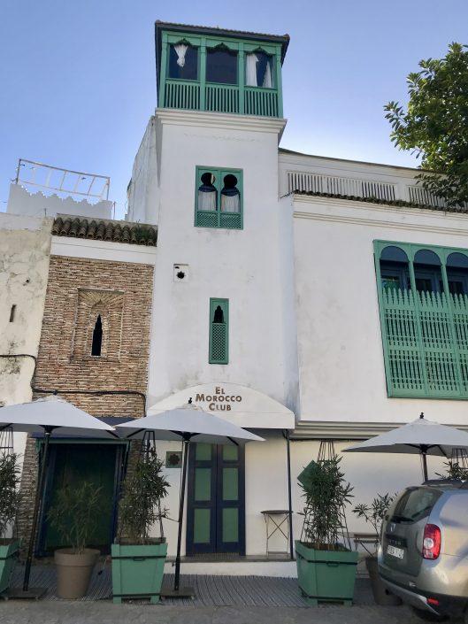 El Morocco Club, Tangiers