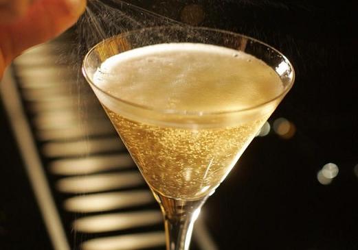 golden boy cocktail