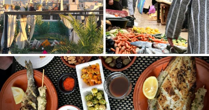 Food Tour Morocco